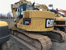 2009 CATERPILLAR 321D LCR
