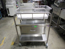 Blickman Built Stainless Steel