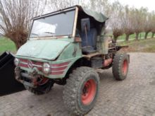 Used Mercedes-Benz UNIMOG 406 Truck for sale | Machinio
