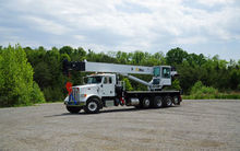 2014 ALTEC AC45-127SBoom Truck