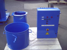 Handte Wet separator filter