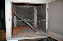 Small pressure blast cabinet