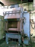 Wheelabrator T 18 with feeder a