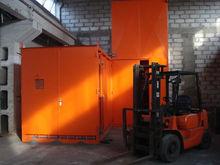 2007 KIESS beam container