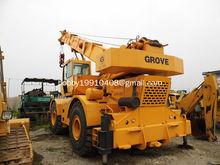 Used 2000 GROVE RT75