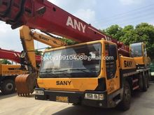Used 2009 SANY QY25C