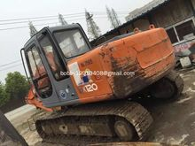 Used Hitachi EX120-5