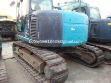 Used Kobelco SK115SR