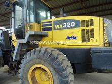 Used Komatsu WA320-5