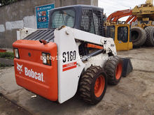Used Bobcat S160 in