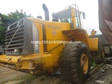 Used Volvo L180E in