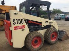 2014 Bobcat S150 Skid steer Sha