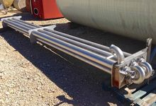 Tube exchanger 18 m2 surface ex