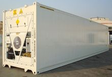 A PLUS 40' NEW HICUBE CONTAINER