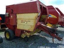 1988 NEW HOLLAND 853 Balers