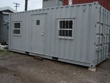 A PLUS 20' OFFICE CONTAINER Car