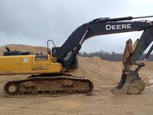 John Deere 350G Excavators