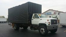 1998 CHEVROLET C7500 BOX TRUCK