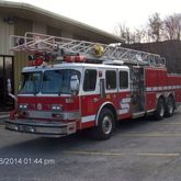 Used 1995 E-ONE FIRE