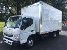 2017 MITSUBISHI FUSO FE130 Box