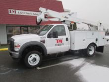 Used 2010 FORD F550