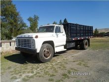 Used 1975 FORD DUMP