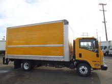 2010 GMC W4500 Box truck - stra