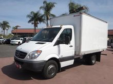 2013 MERCEDES-BENZ SPRINTER 350