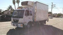 2008 UD TRUCKS 1800 BOX TRUCK -