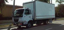 2007 UD TRUCKS 1800CS BOX TRUCK