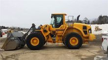 2011 VOLVO L180G Loaders