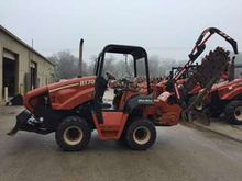 2001 Ditch Witch RT70 Trenchers