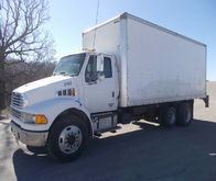 2007 STERLING ACTERRA BOX TRUCK