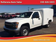 2008 CHEVROLET COLORADO BOX TRU