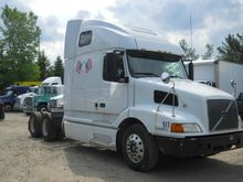 2003 VOLVO READY TO ROLL CONVEN
