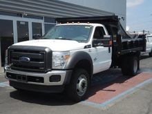New 2015 FORD F-450