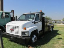 2003 GMC C6500 CAR CARRIER