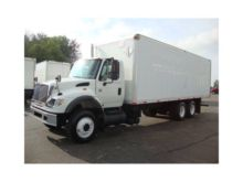 2007 INTERNATIONAL WORKSTAR 760