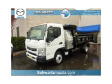 2015 MITSUBISHI FE160 CABOVER T