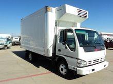 2006 GMC W4500 Box truck - stra
