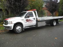 Used 2006 FORD F550