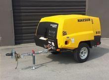 2017 KAESER M50 Air compressors