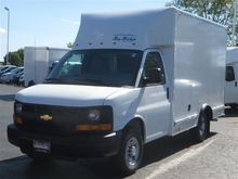 2015 CHEVROLET EXPRESS Box truc