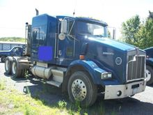 1995 KENWORTH T800 CONVENTIONAL