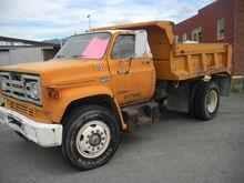 1978 GMC DUMP TRUCK DUMP TRUCK