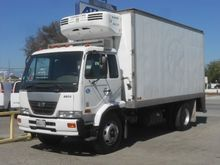 2009 NISSAN UD 2600 REFRIGERATE