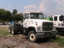 1990 CAB CHASSIS