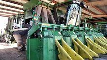 2012 John Deere 7760 Harvesting