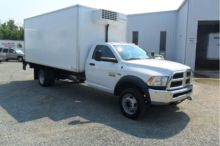 2017 RAM 5500 Catering truck -