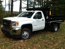New 2015 GMC 3500 SL